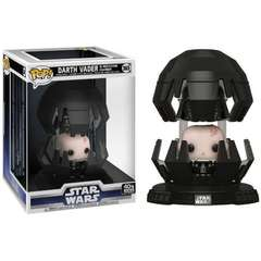 Copertina POP FUNKO n.478 - DARTH VADER IN MEDITATION CHAMBER, FUNKO