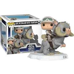 Copertina POP FUNKO n.479 - LUKE SKYWALKER WITH TAUNTAUN, FUNKO