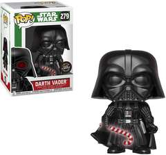 Copertina POP FUNKO n.647 - 279 - DARTH VADER GLOW CHASE - LIMITED EDITION, FUNKO