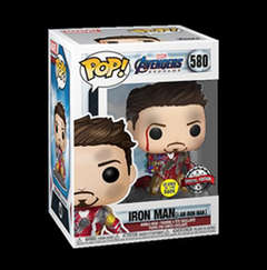 Copertina POP FUNKO n.816 - 580 - I AM IRON MAN - GAME ACADEMY EXCL., FUNKO
