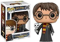 Copertina POP FUNKO n.846 - 31 - HARRY POTTER WITH EDWIGE LIMITED, FUNKO