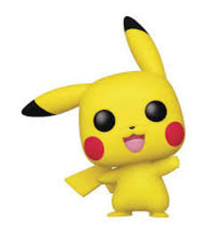 Copertina POP USA PIKACHU VINYL FIGURE n. - POP USA PIKACHU VINYL FIG, FUNKO
