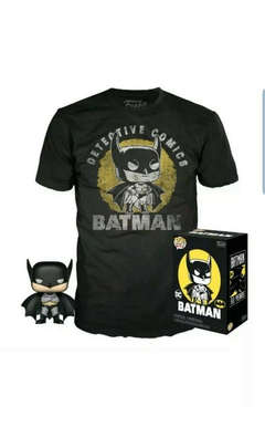 Copertina T-SHIRT FUNKO n.25 - BATMAN SUN FADED - L, FUNKO