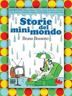Copertina STORIE DEL MINIMONDO n. - STORIE DEL MINIMONDO (con DVD), GALLUCCI EDITORE