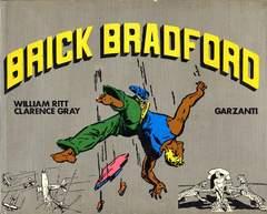 Copertina BRICK BRADFORD n. - BRICK BRADFORD, GARZANTI LIBRI SPA
