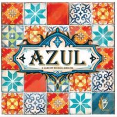 Copertina AZUL n. - AZUL, GHENOS GAMES