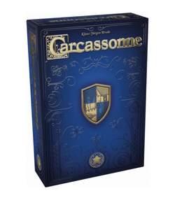 Copertina CARCASSONNE VENTESIMO ANNIVERS n. - CARCASSONNE VENTESIMO ANNIVERSARIO, GIOCHI UNITI
