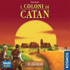 Copertina CATAN IL GIOCO n. - I COLONI DI CATAN, GIOCHI UNITI