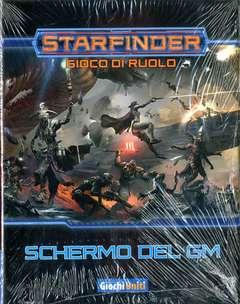 Copertina STARFINDER SCHERMO DEL GM n. - STARFINDER SCHERMO DEL GM, GIOCHI UNITI