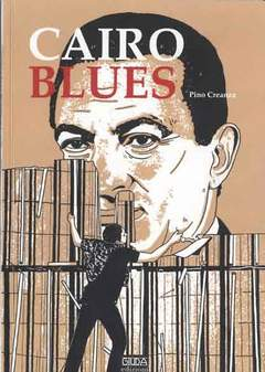 Copertina CAIRO BLUES n. - CAIRO BLUES, GIUDA EDIZIONI