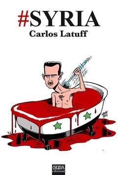 Copertina POLITICAL COMICS n.1 - #Syria, GIUDA EDIZIONI