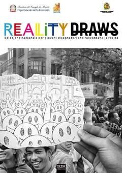 Copertina REALITY DRAWS n. - REALITY DRAWS, GIUDA EDIZIONI