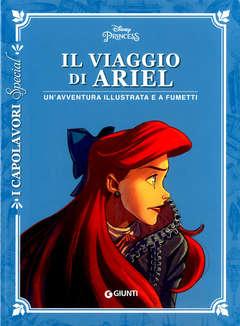 Copertina CAPOLAVORI SPECIAL n.6 - IL VIAGGIO DI ARIEL, GIUNTI