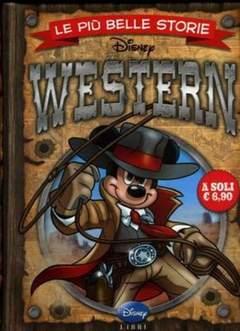 Copertina PIU' BELLE STORIE DISNEY n.1 - Western, GIUNTI