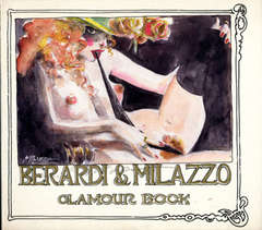 Copertina BERARDI & MILAZZO GLAMOUR B.F. n. - BERARDI & MILAZZO, GLAMOUR INTERNATIONAL