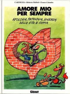 Copertina AMORE MIO PER SEMPRE n. - AMORE MIO PER SEMPRE, GLENAT ITALIA