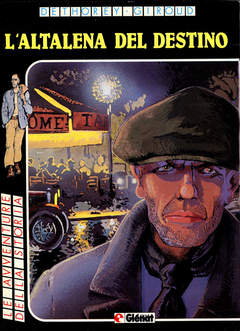 Copertina AVVENTURE DELLA STORIA n.12 - L'ALTALENA DEL DESTINO, GLENAT ITALIA