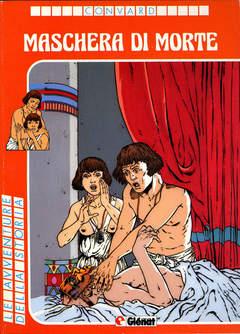 Copertina AVVENTURE DELLA STORIA n.24 - MASCHERA DI MORTE, GLENAT ITALIA