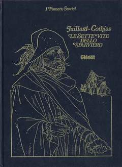 Copertina FUMETTI STORICI n.2 - LE SETTE VITE DELLO SPARVIERO, GLENAT ITALIA