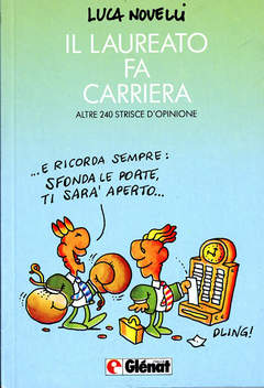 Copertina LAUREATO FA CARRIERA n. - IL LAUREATO FA CARRIERA, GLENAT ITALIA