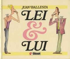Copertina LEI & LUI n. - LEI & LUI, GLENAT ITALIA
