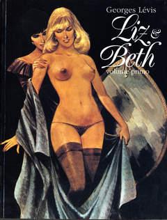 Copertina LIZ & BETH n.1 - LIZ & BETH, GLITTERING IMAGES