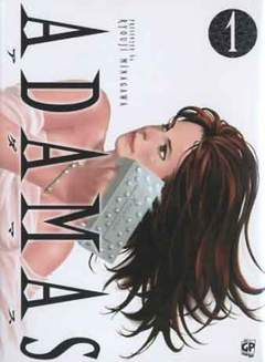 Copertina ADAMAS n.1 - ADAMAS, GP PUBLISHING