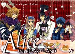 Copertina ALICE IN HEARTLAND (m6) n.2 - ALICE IN HEARTLAND, GP PUBLISHING