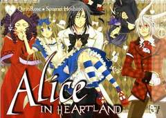 Copertina ALICE IN HEARTLAND (m6) n.6 - ALICE IN HEARTLAND, GP PUBLISHING