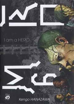 Copertina I AM A HERO n.6 - I AM A HERO, GP PUBLISHING