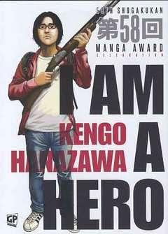 Copertina I AM A HERO (m22) n.1 - I AM A HERO - Edizione Variant, GP PUBLISHING