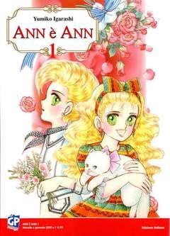 Copertina ANN E' ANN (m2) n.1 - ANN E' ANN , GP PUBLISHING