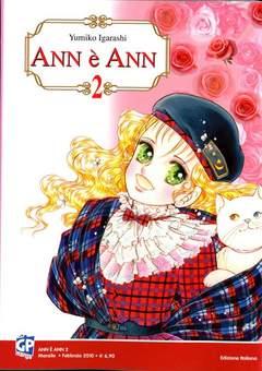 Copertina ANN E' ANN (m2) n.2 - ANN E' ANN , GP PUBLISHING