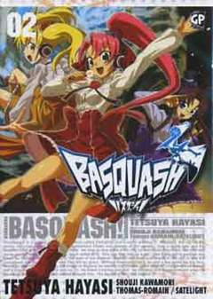 Copertina BASQUASH! n.2 - BASQUASH!, GP PUBLISHING