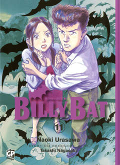 Copertina BILLY BAT n.11 - BILLY BAT, GP PUBLISHING