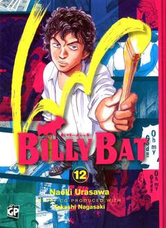 Copertina BILLY BAT n.12 - BILLY BAT, GP PUBLISHING