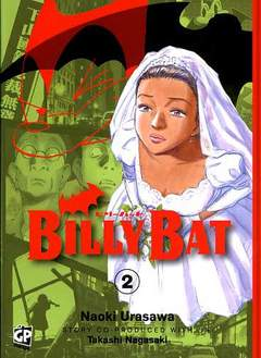Copertina BILLY BAT n.2 - BILLY BAT, GP PUBLISHING