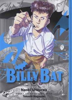 Copertina BILLY BAT n.6 - BILLY BAT, GP PUBLISHING