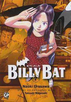 Copertina BILLY BAT n.7 - BILLY BAT, GP PUBLISHING