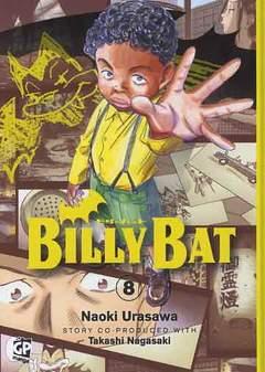 Copertina BILLY BAT n.8 - BILLY BAT, GP PUBLISHING