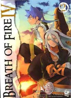 Copertina BREATH OF FIRE IV (m5) n.2 - BREATH OF FIRE IV , GP PUBLISHING