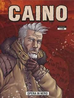 Copertina CAINO n.3 - OPERA IN NERO, GP PUBLISHING