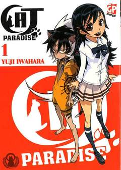 Copertina CAT PARADISE (m5) n.1 - CAT PARADISE, GP PUBLISHING