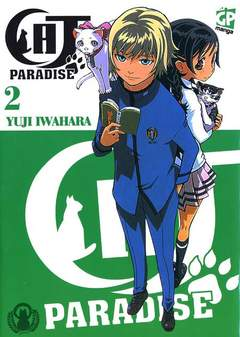 Copertina CAT PARADISE (m5) n.2 - CAT PARADISE, GP PUBLISHING