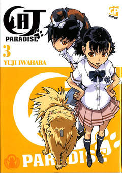 Copertina CAT PARADISE (m5) n.3 - CAT PARADISE, GP PUBLISHING