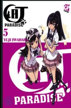 Copertina CAT PARADISE (m5) n.5 - CAT PARADISE, GP PUBLISHING