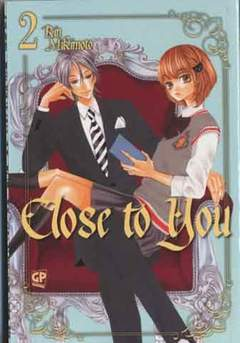 Copertina CLOSE TO YOU (m10) n.2 - CLOSE TO YOU, GP PUBLISHING