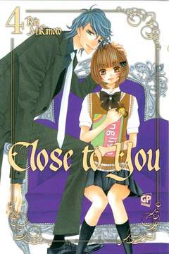 Copertina CLOSE TO YOU (m10) n.4 - CLOSE TO YOU, GP PUBLISHING