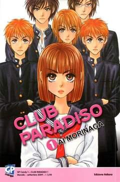 Copertina CLUB PARADISO n.1 - CLUB PARADISO, GP PUBLISHING