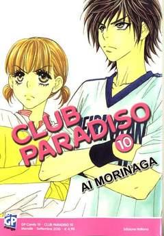 Copertina CLUB PARADISO n.10 - CLUB PARADISO, GP PUBLISHING